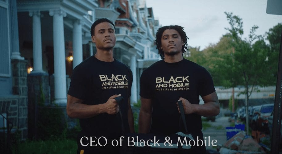 'The Culture Delivered': Philly startup Black and Mobile appears in Pharrell and Jay-Z's 'Entrepreneur' video