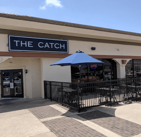 the catch lewisville