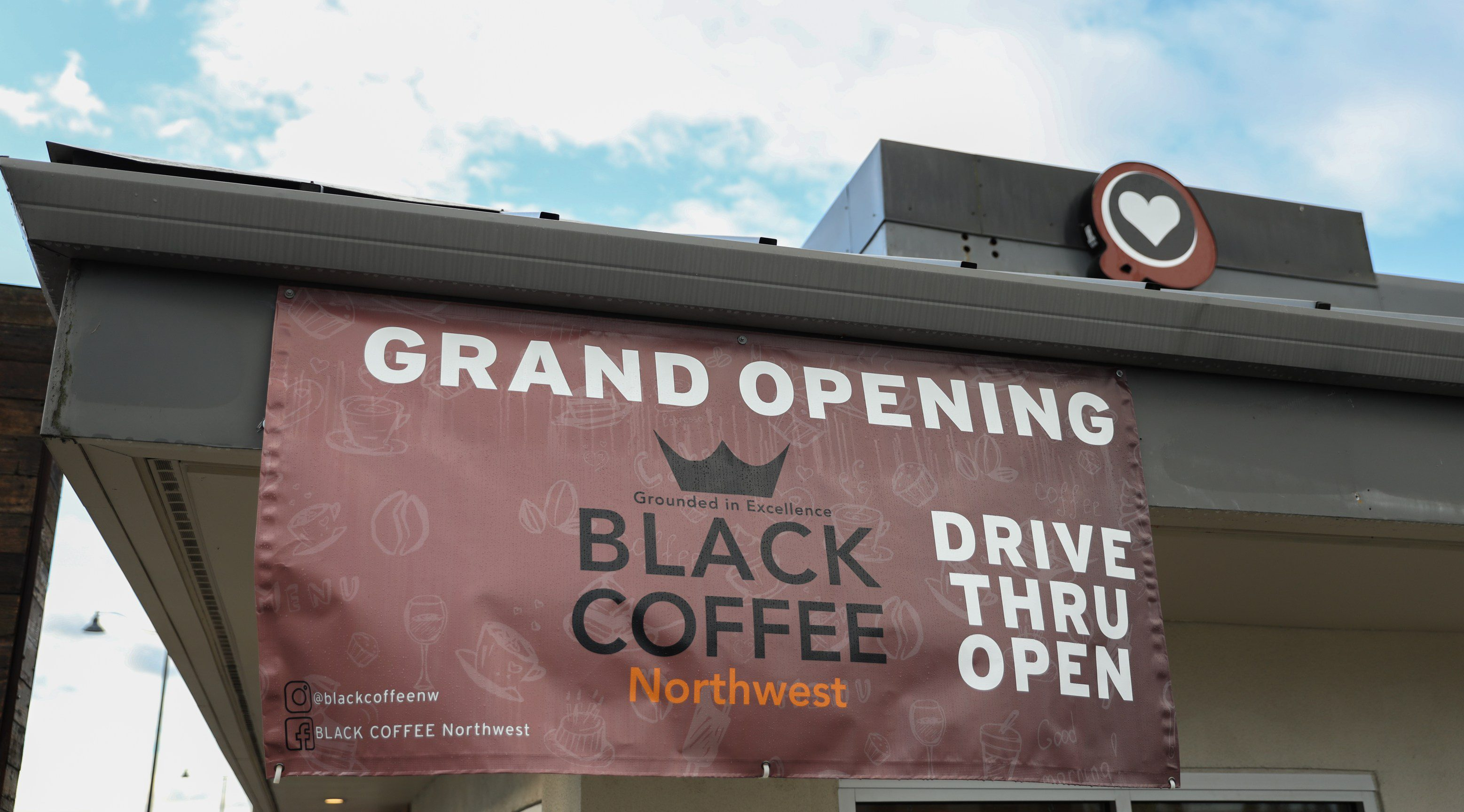 Despite Arson Attempt, Black Coffee Northwest Brings Black-Owned Business and Awareness to Shoreline