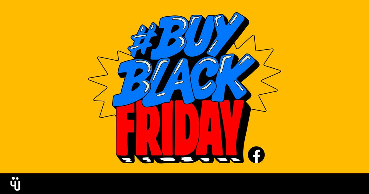 Support Black-Owned Businesses With Facebook's #BuyBlack Friday Gift Guide