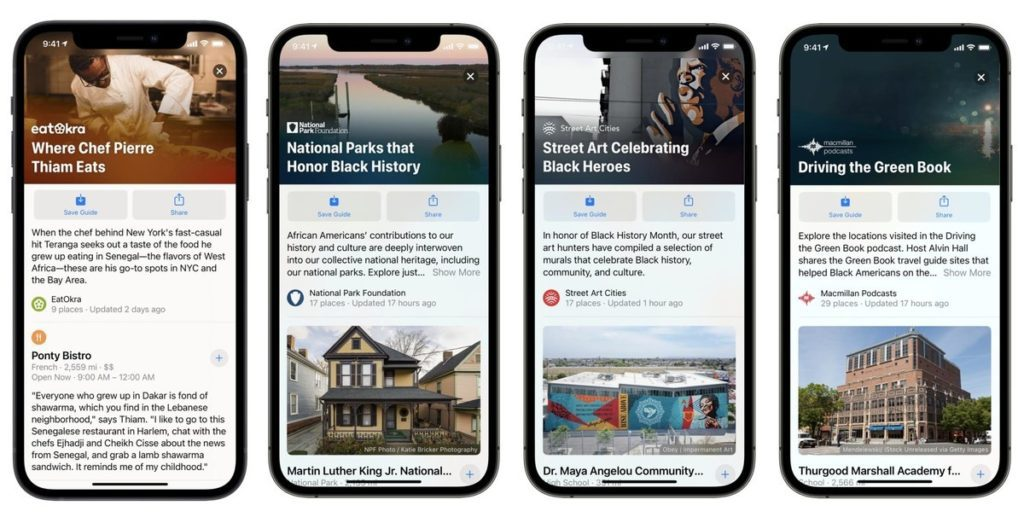 How Apple is celebrating Black-owned businesses this Black History Month