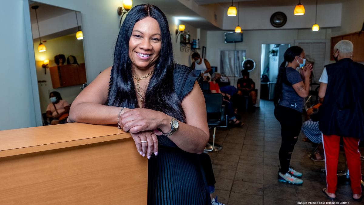 Overcoming challenges: Philadelphia's Black-owned hair salons, barbershops show there's power in numbers
