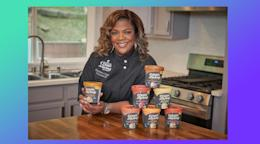 America's only Black-owned ice cream brand mixes real baked good into its Southern food-inspired pints